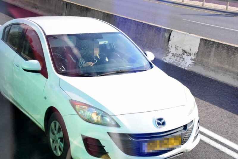 השיטה החדשה של משטרת ישראל ללכידת עברייני תנועה