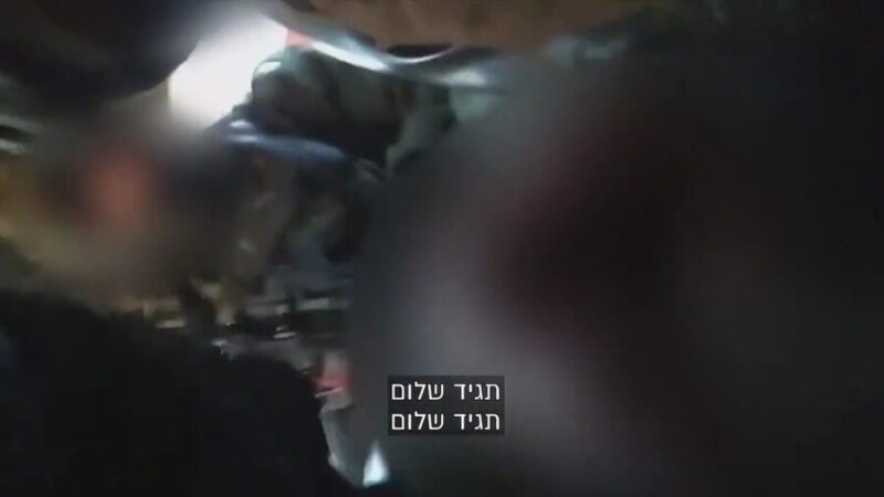 כך התעללו לוחמי נצח יהודה בפלסטינים שנעצרו