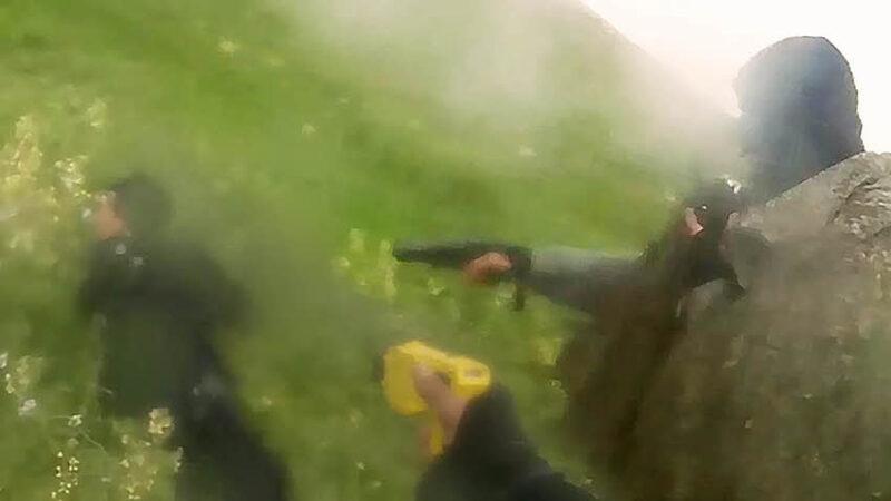 כך סוכלה הברחת עשרות אקדחים מירדן