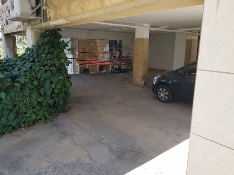 חניון התאונה - דוברות המשטרה