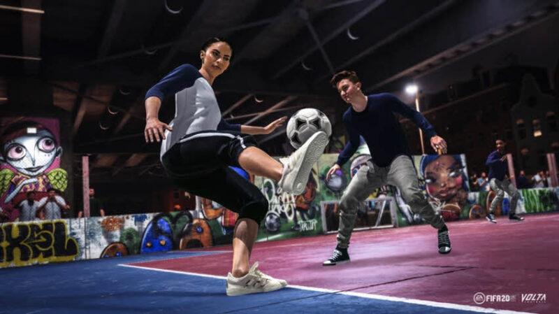 טריילר ראשון למשחק FIFA 20