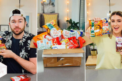 העולם אוהב לטעום חטיפים וממתקים ישראלים
