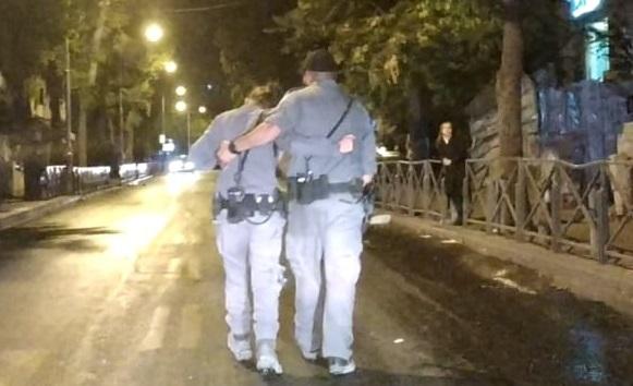 שוטרת פצועה בהפגנה בירושלים