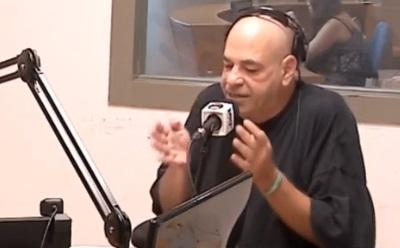 רון קופמן (צילום מסך 103FM)