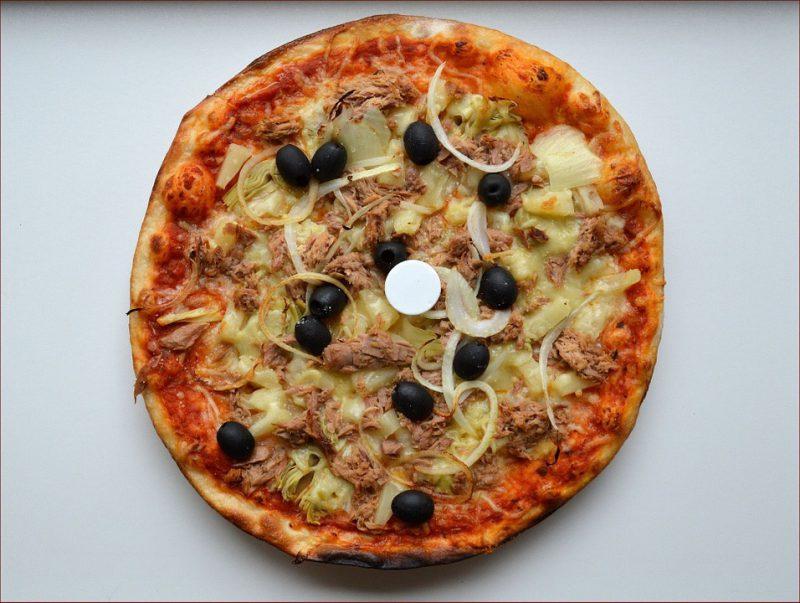 פיצה, צילום: PublicDomainPictures