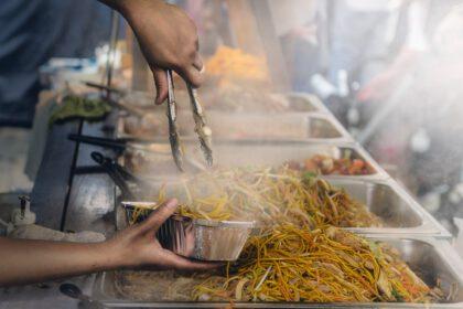 מזון מהיר, צילום: James Sutton
