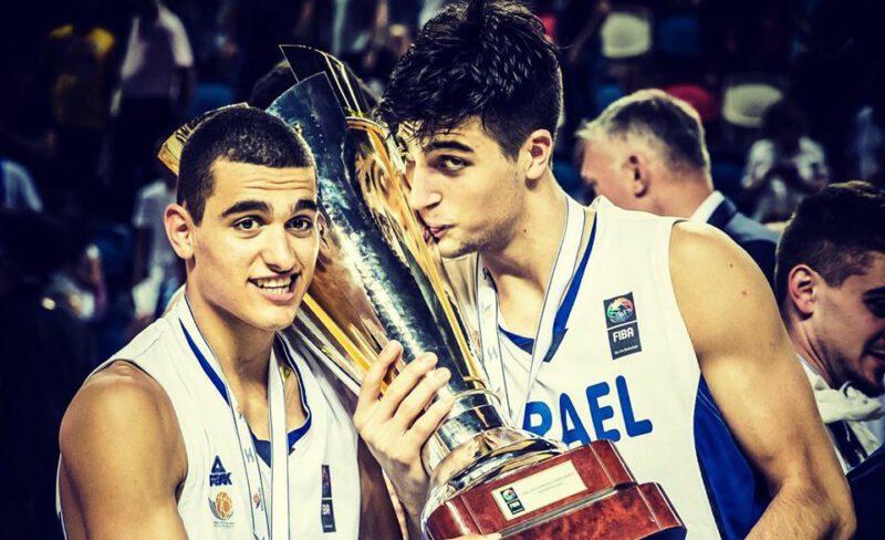 אלופי אירופה (באדיבות איגוד הכדורסל בישראל)