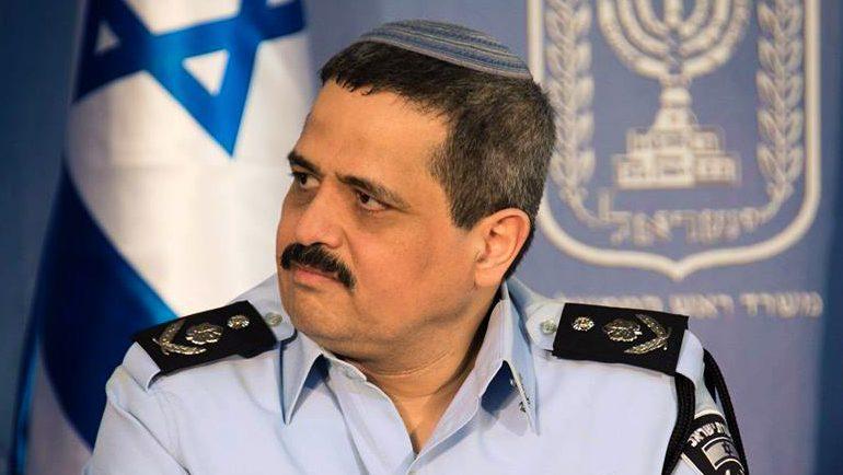 רוני אלשיך (צילום: דוברות המשטרה)