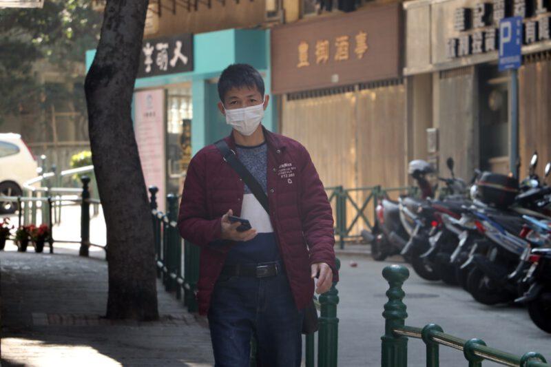 נגיף הקורונה, צילום: Macau Photo Agency