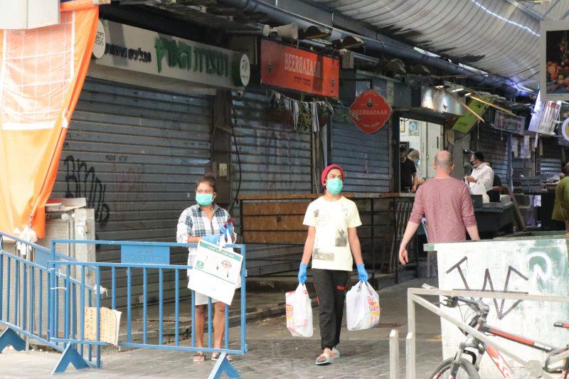גלריה: 'שישי שוק' בירושלים